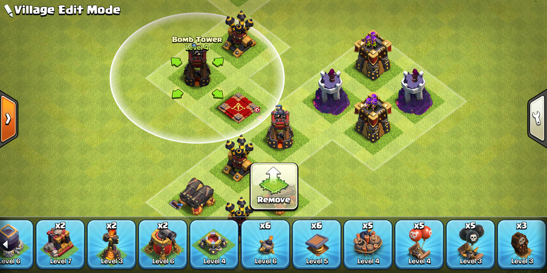 TH10 base building guide - The Little Death